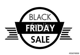 black friday marketing black friday shopping bag and sales tag marketing template