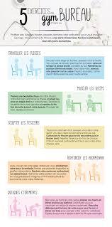 exercice au bureau 5 exercices de à faire au bureau a consommer de préférence