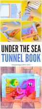under the sea tunnel book easy peasy and fun