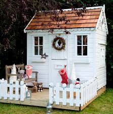 incredible outdoor playhouses for children decoration shows