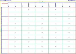 printable 100 square football pool sheet super bowl block pool