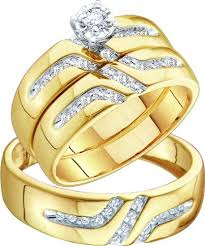 cheap wedding bands for him and cheap discount wedding ring review his wedding rings set trio