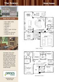 the rowan drees homes new homes guide future home ideas