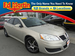 gold pontiac g6 for sale used cars on buysellsearch