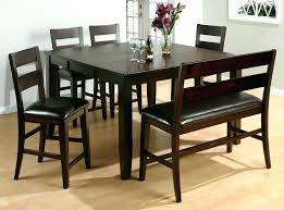 Dining Room Bench Seat Wooden Dining Tables With Benches Small Wood Dining Table