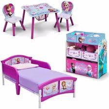 Frozen Beds Disney Girls U0027 Plastic Kids U0026 Teens Bedroom Furniture Ebay