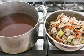 Lobster Bisque Recipe How To Make Shellfish Stock Simplyrecipes Com