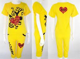 Baju Senam Nike Murah ini alternarif murah selain baju senam nike