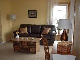 living room color schemes black painted wood side table shelves