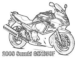 dirt bike coloring pages for boys u2014 fitfru style