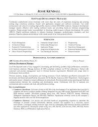 Technical Project Manager Resume Resume Erp Manager Top 8 Erp Manager Resume Samples Another