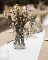 Dried Flower Arrangements 24 Dried Flower Arrangements That Are Perfect For A Fall Wedding