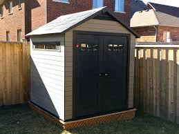 Backyard Storage Ideas by Decorating Appealing Design Of Keter Shed For Outdoor Storage Ideas
