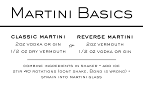 dry martini recipe this new year u0027s eve diy martini bar roberts and june