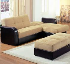 Yellow Sleeper Sofa 30 The Best Black Leather Sectional Sleeper Sofas