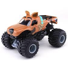buy wheels monster jam trucks 1 24 wheels scooby doo truck