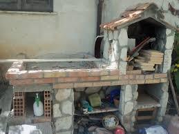 Cucine A Gas Rustiche by Stunning Cucina In Muratura Per Esterni Con Barbecue Ideas