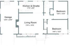 3 Bedroom House Plans Free Free Floor Plan House House Decorations