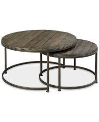 coffee table stylish circle coffee table designs beautiful dark