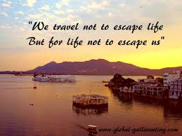 Travel quotes and inspiration global gallivanting travel blog