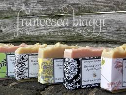 bridal shower soap favors custom wedding bridal showers or baby shower favors handmade soap