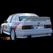 Bmw E30 Rear Valance E30 E36 M3 Style Rear Bumper