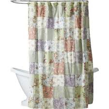 orange shower curtains you u0027ll love wayfair