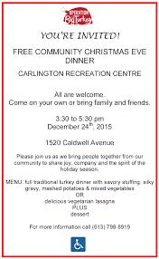 carlington community association 2015 december