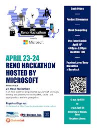 Enginews Blog Archive 4th Reno Annual Hackathon 4 23 24 Dlm