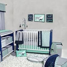 Blue And Green Crib Bedding Sets Black Crib Bedding Sets You U0027ll Love Wayfair