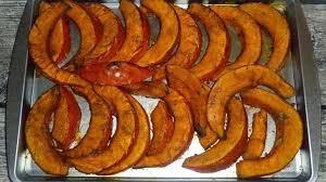 comment cuisiner le potimarron potimarron épicé rôti au four recette par luly cooker