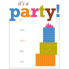 birthday invitation etiquette q a