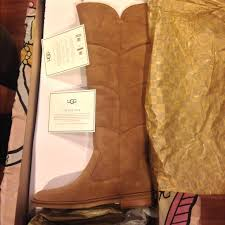 s gissella ugg boots 37 ugg shoes chestnut ugg s from desire s closet