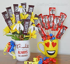 food bouquets a 5 diy gift idea how to make a candy bouquet crafts n coffee