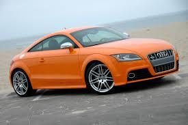 orange cars 2017 2009 audi tts car review automotive expert lauren fix the car coach