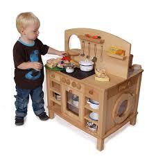 kinderk che holz 8 teiliges kinder küchenhelfer set holz spielzeug peitz