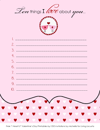 free printable valentine cards u0026 love notes living locurto