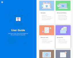 dropbox user guide https www dropbox com guide business