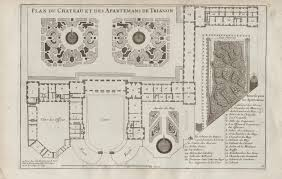 chateau de versailles floor plan palace of versailles floor plan