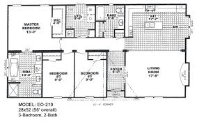 100 4 bedroom 3 bath house floor plans 3 bedroom home