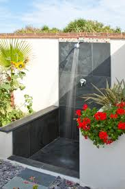 Outdoor Pool Showers - gallery of outdoor slate products barbecue and pool surrounds