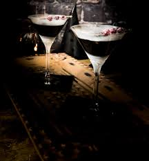 martini pumpkin carving black magic martini a spooky halloween beverage