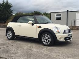 2012 mini cooper diesel 30k miles convertible not mini one