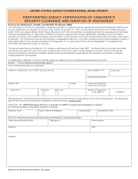 Assignment Form Aid 565 2 Participating Agency Certification Of Candidate U0027s
