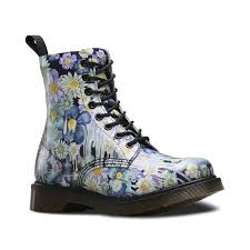 doc martens womens boots canada dr martens canada dr martens pascal in purple slime floral