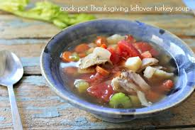 easy crock pot turkey soup recipe practical stewardship