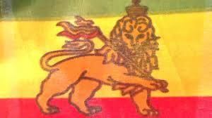 Lion Flag Rastafari Mansions Salute Imperial Flag Of Ethiopia Lion Of Judah