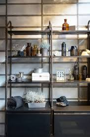 167 best interiors industrial style images on pinterest mood industrial per il bagno scavolini diesel