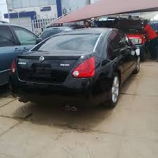 maxima nissan 2005 tokunbo nissan maxima 3 5se 2004 n1 050 000 00 autos nigeria