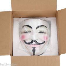 Anonymous Halloween Costume Vendetta Costume Ebay